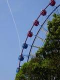 A Ferris wheel's Gondola Royalty Free Stock Images