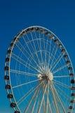 Ferris Wheel Seattle Royalty-vrije Stock Foto's