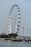 Ferris Wheel Singapore, Eye on Singapore Stock Photo