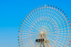 Ferris Wheel with  Sky. Ferris Wheel with Blue Sky Stock Photography