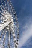 Ferris Wheel. The Skyview Ferris wheel in Atlanta, Georgia stock photo