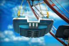 Ferris Wheel-Sonderkommando Stockfoto