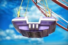 Ferris Wheel-Sonderkommando Lizenzfreies Stockfoto