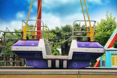 Ferris Wheel-Sonderkommando Stockfotografie