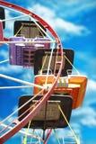 Ferris Wheel-Sonderkommando Lizenzfreie Stockbilder