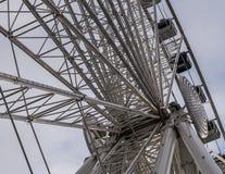 Ferris Wheel-Sonderkommando stockbilder
