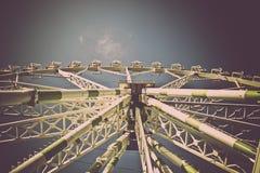 Ferris Wheel Spain Royalty Free Stock Images
