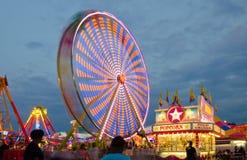 Ferris Wheel 2 Stock Image