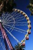Ferris Wheel - stående Arkivfoto