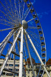 The ferris wheel Stock Image