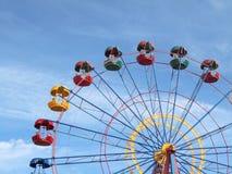 The Ferris wheel Royalty Free Stock Photo