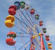 The Ferris wheel Royalty Free Stock Photos