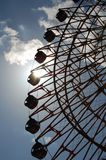 Ferris Wheel in the Sun Royalty Free Stock Images