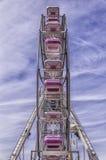 Ferris Wheel Symmetry stockfotos