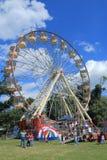 Ferris Wheel at Theme park Melbourne Stock Photography