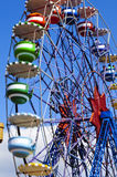 The ferris wheel on Tibidabo, Barcelona Royalty Free Stock Image