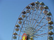 Ferris wheel in Tigre, Buenos Aires Royalty Free Stock Photo