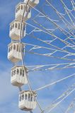 Ferris wheel. At the tivoli, Internationel days in Fuengirola royalty free stock images