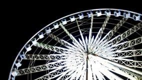 Ferris wheel. stock footage