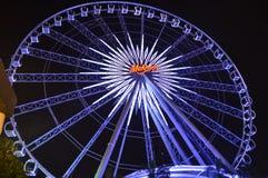 Ferris Wheel Up Close Fotos de archivo