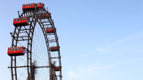 Ferris wheel of Vienna Royalty Free Stock Image