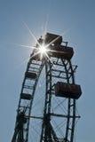 Ferris Wheel in Vienna Austria Royalty Free Stock Images