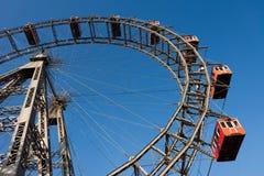Ferris wheel, Vienna Royalty Free Stock Images