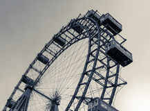 Ferris Wheel vienna Prater Royalty Free Stock Images