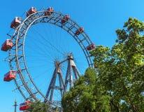 Ferris Wheel in Vienna Stock Photos