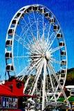 Ferris Wheel Cape Town Royalty Free Stock Photos