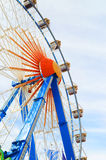 Ferris wheell at Oktoberfest Stock Images