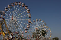 Ferris Wheels Stock Images