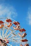 Ferris-wiel stock foto