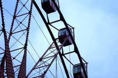 Ferrishjulet Royaltyfria Foton