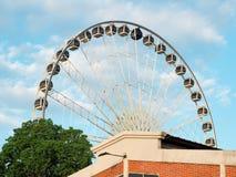 Ferrishjulet Royaltyfri Fotografi