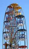 Ferriswheel. At a local fair Stock Images