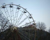 Ferriswheel Fotografie Stock Libere da Diritti