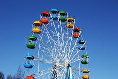Ferriswiel van Carnaval Stock Foto's