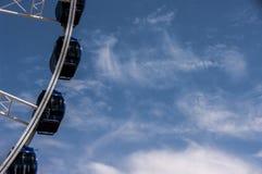 Ferriswiel van Gdansk Royalty-vrije Stock Fotografie