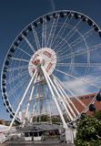 Ferriswiel van Gdansk Stock Fotografie