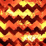 Ferro caldo Fotografie Stock Libere da Diritti