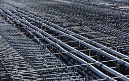 Ferro-concrete ενισχύσεις στοκ εικόνα με δικαίωμα ελεύθερης χρήσης