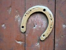 Ferro di cavallo fotografie stock libere da diritti