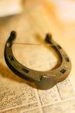 Ferro di cavallo Fotografia Stock