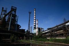 Ferro e aço Plant3 Fotos de Stock Royalty Free