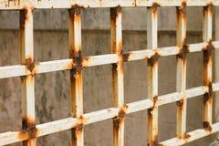 Ferro e oxidação Fotos de Stock