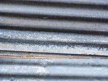 Ferro galvanizado Fotos de Stock