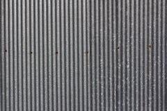 Ferro galvanizzato Fotografia Stock Libera da Diritti