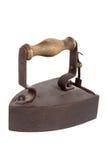 Ferro liso do carvão vegetal do vintage Imagens de Stock