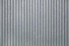 Ferro ondulado Fotografia de Stock